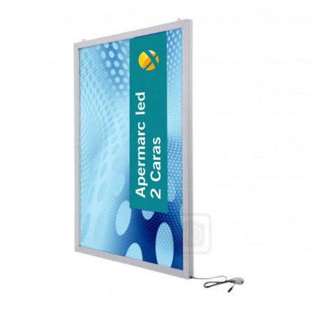 CLICKDISPLAYS-LUMINOSOS-APERMARC LED 2 CARAS-PRINCIPAL